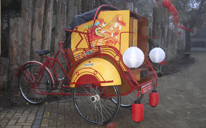 Chocomel-becak
